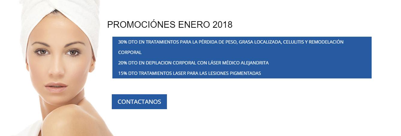 promociones de enero 2018