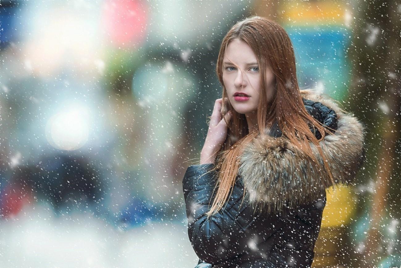 Descubre cómo afecta el frío a nuestro cabello en invierno